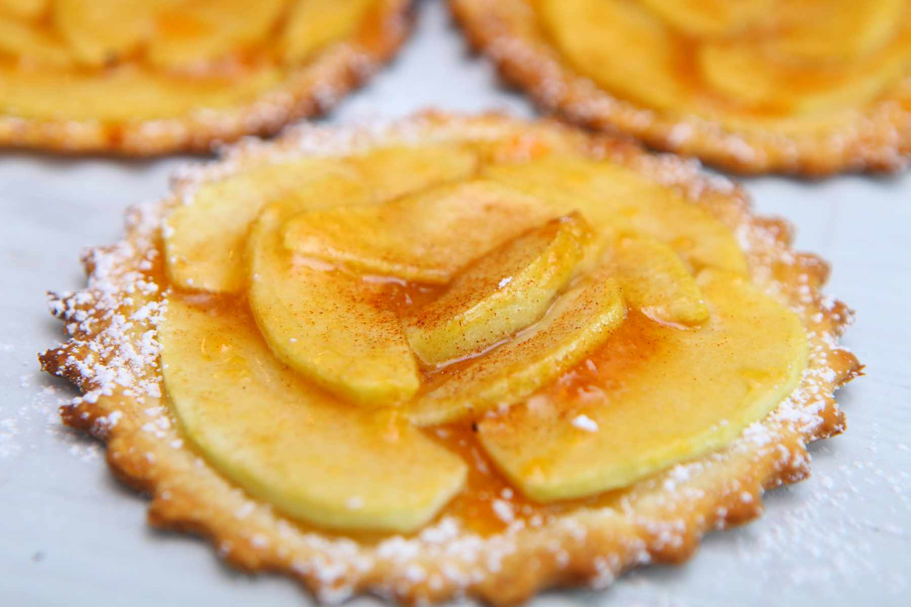 Easiest Mini French Apple Tarts Colorful Recipes