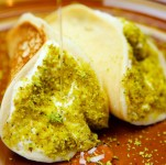 Simple Ricotta Stuffed Atayef