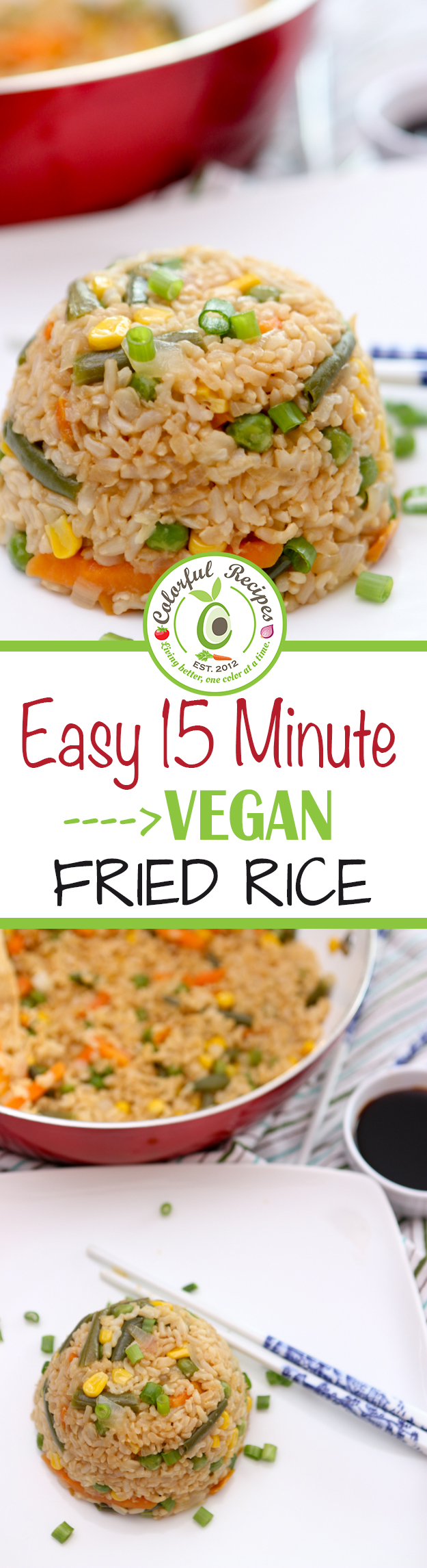 5 minute rice instructions